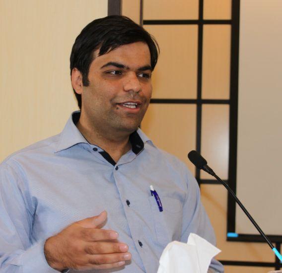 Dr. B. Shariati