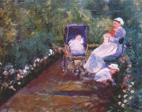 اثری از «Mary Cassatt»