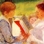 mrs-cassatt-reading-to-her-grandchildren-1880